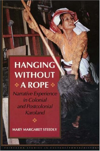 Hanging Without a Rope Narrative Experience in Colonial and Postcolonial Karoland  1993 9780691000459 Front Cover