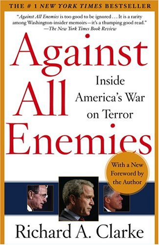 Against All Enemies Inside America's War on Terror  2004 edition cover