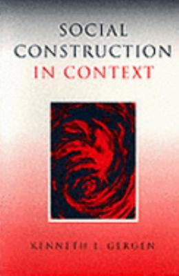 Social Construction in Context   2001 9780761965459 Front Cover