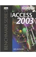 Microsoft Access 2003 : Specialist and Expert Certification  2004 9780763820459 Front Cover
