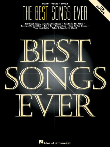 Best Songs Ever  8th 1998 (Revised) edition cover