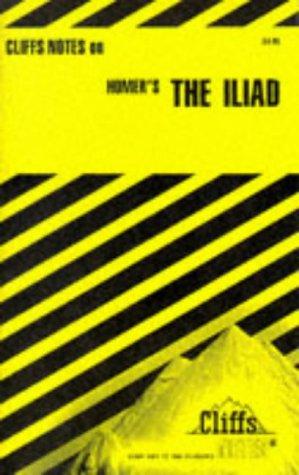 Homer's the Iliad   1962 edition cover
