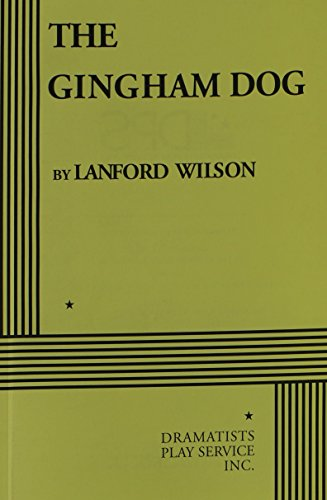 Gingham Dog  N/A 9780822204459 Front Cover