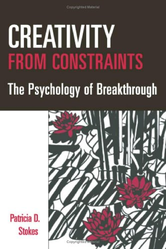 Creativity from Constraints The Psychology of Breakthrough  2005 edition cover