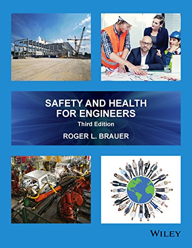 Safety and Health for Engineers  3rd 2016 9781118959459 Front Cover