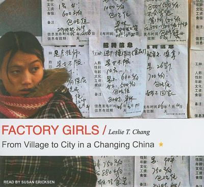 Factory Girls: From Village to City in a Changing China, Library Edition  2008 edition cover