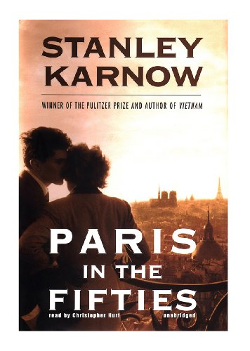 Paris in the Fifties: Library Edition  2012 edition cover