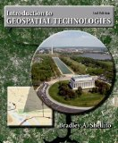 Introduction to Geospatial Technologies:   2013 edition cover