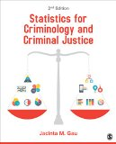 Statistics for Criminology and Criminal Justice  2nd 2016 edition cover