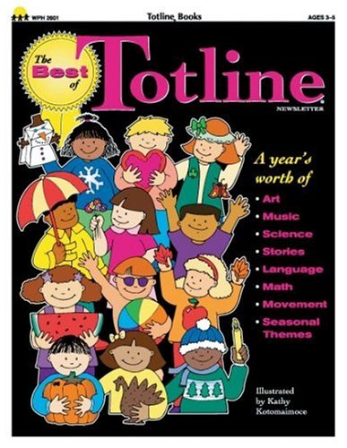 Best of Totline   1995 edition cover