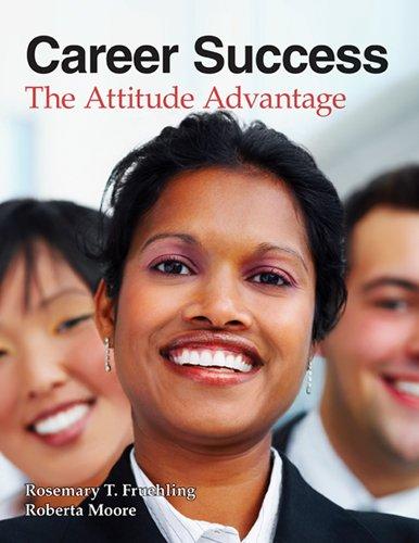 Career Success The Attitude Advantage 2nd 2011 edition cover