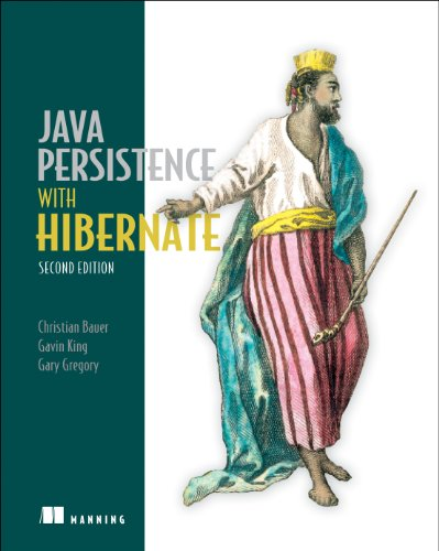 Java Persistence With Hibernate:   2013 9781617290459 Front Cover