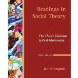 Readings in Social Theory : The Classic Tradition to Post-Modernism 1st edition cover