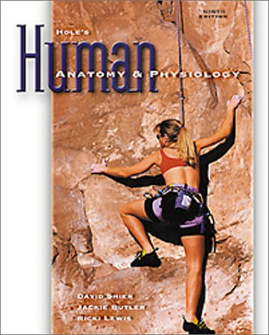 Human Anatomy and Physiology  9th 2002 (Revised) 9780070272460 Front Cover