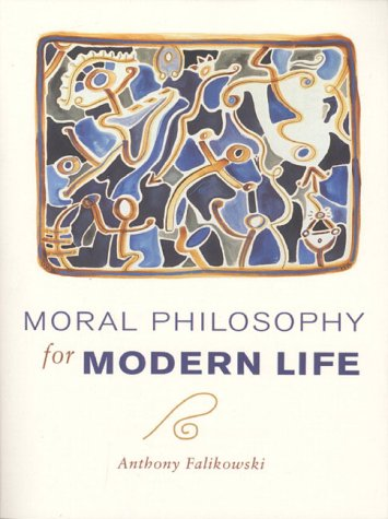 Moral Philosophy for Modern Life   1998 edition cover