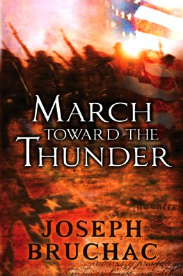 March Toward the Thunder  N/A 9780142414460 Front Cover