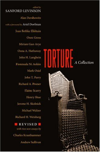 Torture A Collection  2006 edition cover
