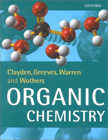 Organic Chemistry   2001 edition cover