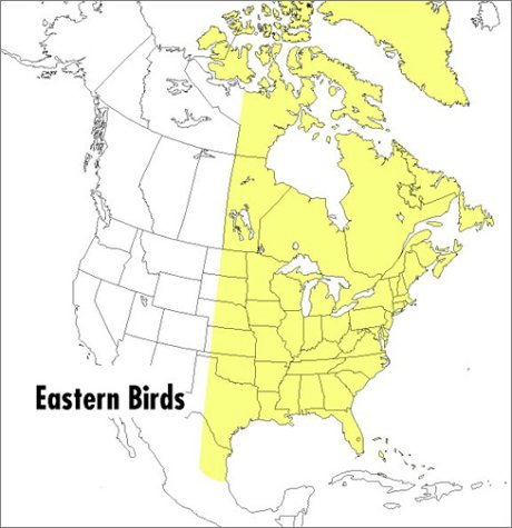 Birds of Eastern and Central North America  5th 2002 edition cover