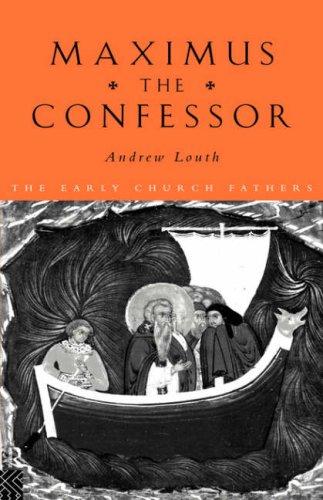 Maximus the Confessor   1996 edition cover