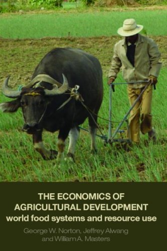 Economics of Agricultural Development World Food Systems and Resource Use  2006 edition cover