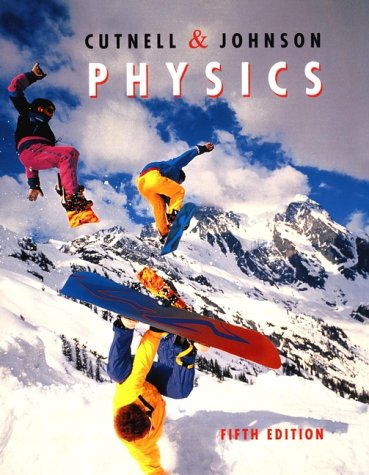 Physics  5th 2001 (Lab Manual) edition cover