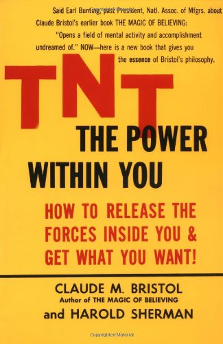 TNT The Power Within You  1974 edition cover