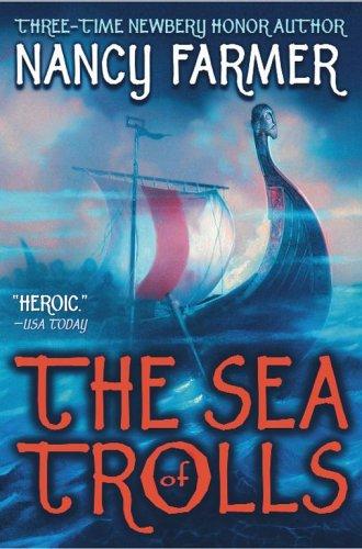 Sea of Trolls   2006 (Reprint) edition cover