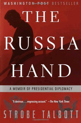 Russia Hand A Memoir of Presidential Diplomacy N/A edition cover