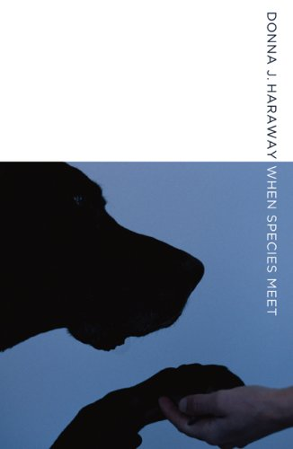 When Species Meet   2008 edition cover