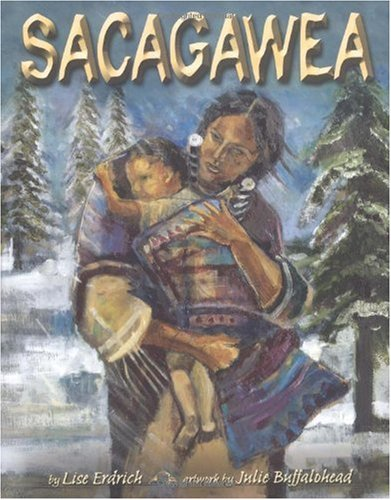 Sacagawea   2003 9780876146460 Front Cover