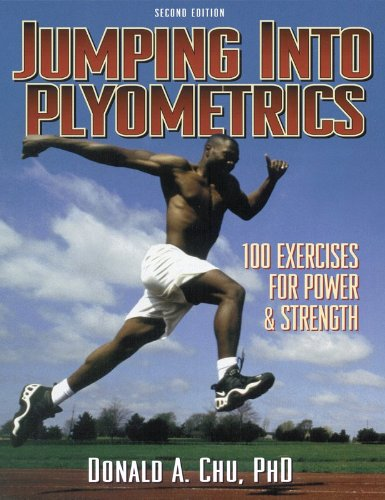 Jumping into Plyometrics  2nd 1998 (Revised) edition cover