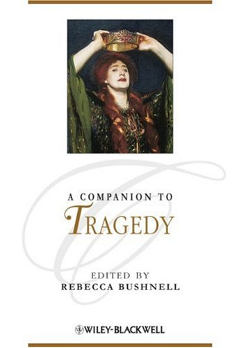 Companion to Tragedy   2005 9781405192460 Front Cover