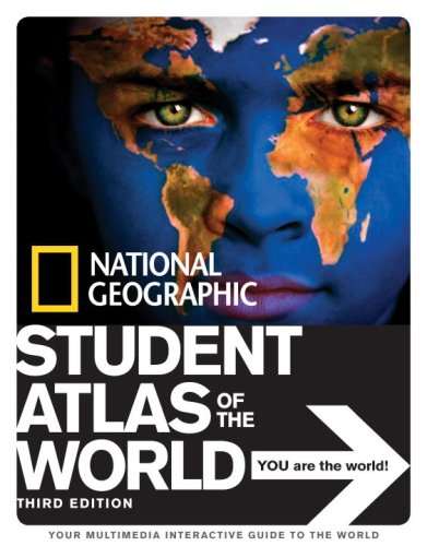Student Atlas World of the World! You Are the World! 3rd 2009 edition cover