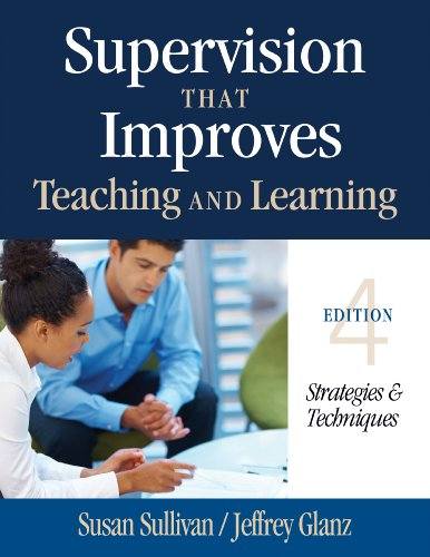 Supervision That Improves Teaching and Learning Strategies and Techniques 4th 2013 edition cover