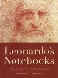 Leonardo's Notebooks Writing and Art of the Great Master  2013 edition cover