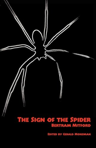 Sign of the Spider : An Episode  2008 edition cover