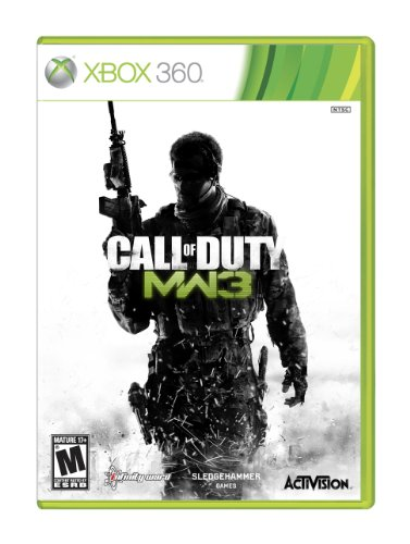 Call of Duty: Modern Warfare 3 - Xbox 360 Xbox 360 artwork