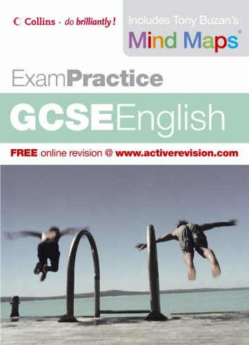 GCSE English (Exam Practice) N/A edition cover