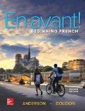 En Avant! Beginning French:   2015 edition cover