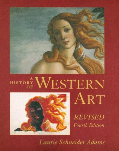 History of Western Art  4th 2008 (Revised) edition cover