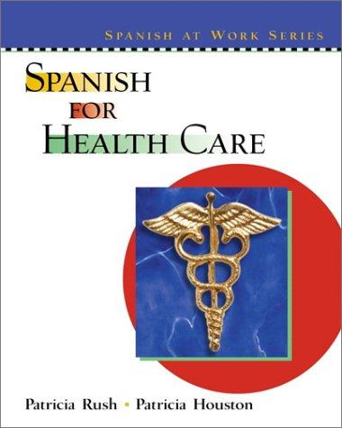 Spanish for Health Care   2003 edition cover