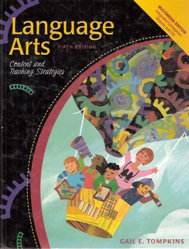 Language Arts Content and Teaching Strategies 5th 2002 edition cover