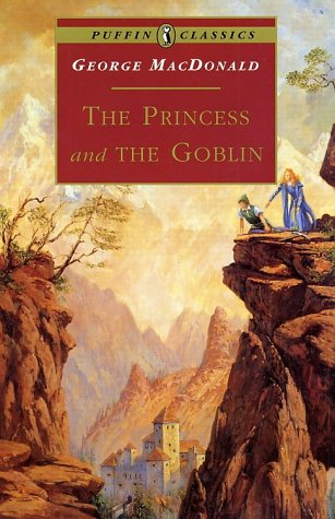 Princess and the Goblin   1996 (Abridged) edition cover