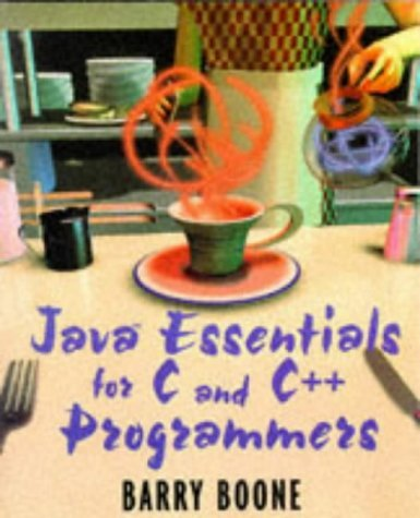 Java Essentials for C and C++ Programmers   1996 edition cover