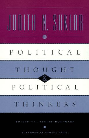 Political Thought and Political Thinkers   1998 9780226753461 Front Cover