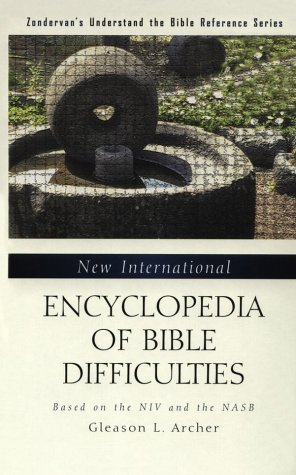 New International Encyclopedia of Bible Difficulties  2nd 2001 edition cover