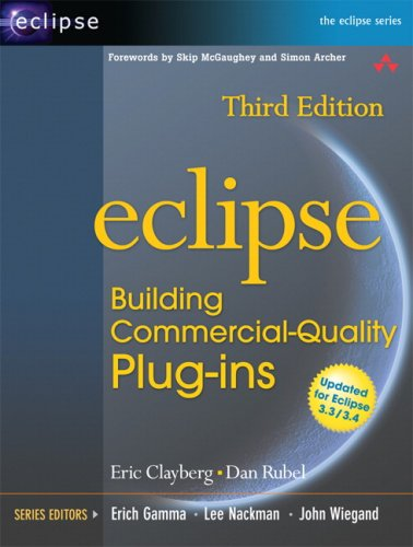 Eclipse Plug-Ins  3rd 2009 edition cover