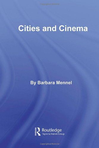 Cities and Cinema   2008 edition cover