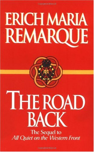 Road Back  N/A edition cover